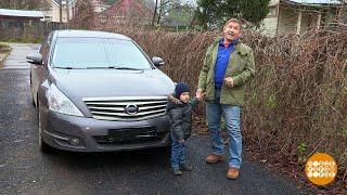 Ребенок в машине. 12.11.2019