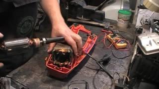 Разборка и ремонт триммера Castelgarden XB 10J EL(, 2016-07-17T08:04:52.000Z)