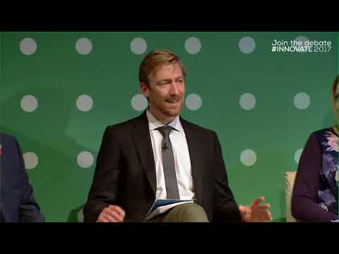 Innovate UK Live Stream Saturn Bioponics CTO Arnoud Witteveen in discussion Feeding the World