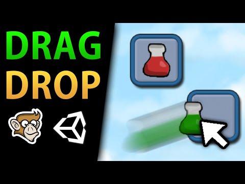 Simple Drag Drop