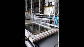 Окно забрали со склада