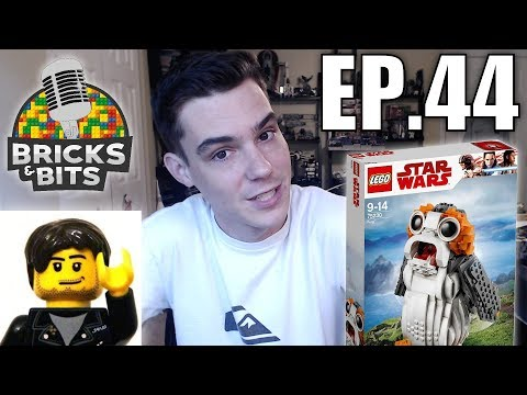 JANGBRiCKS is OVERRATED? LEGO UCS PORG  ASK MandRproductions 44