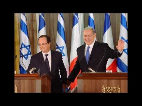 Netanyahu Threatens France, IS Steals Weapons From Hamas
