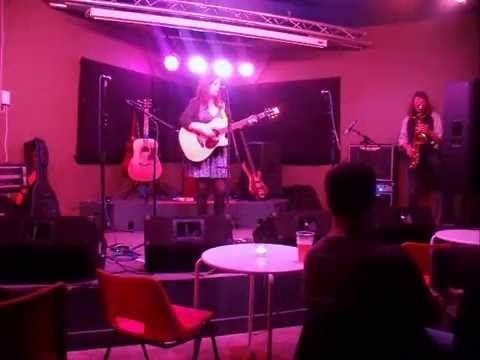 Susan Phillips Live @ The Glad Cafe , Glasgow