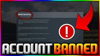 FIFA 17 | ACCOUNTS BANNED FOR INVESTING... (FIFA 17 LOCKED ACCOUNTS FROM INVESTMENTS)
