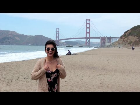 HANGING OUT AT A NUDE BEACH IN SAN FRAN?! | ZOMBIELIFE