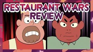 Steven Universo - Restaurant Wars (Review e Análise)