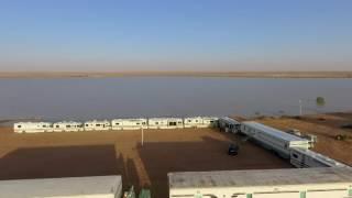 بالفيديو.. الوليد بن طلال يوثق نزهة برية له برفقة أسرته وأحفاده في صحراء الرياض