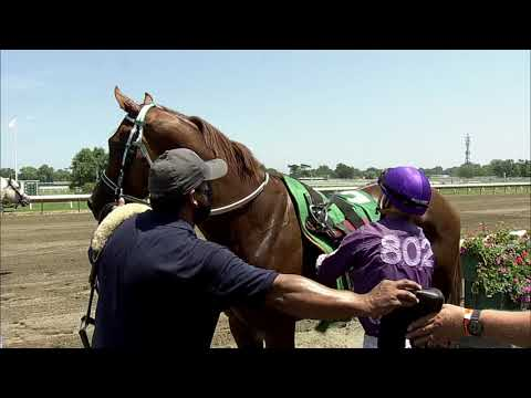 video thumbnail for MONMOUTH PARK 07-05-20 RACE 2