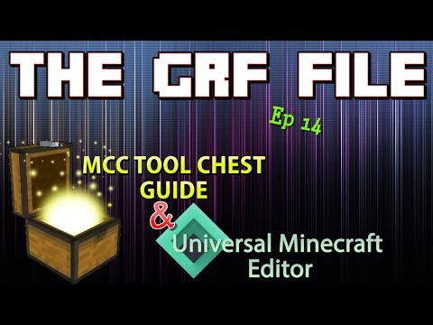 Minecraft: Modding With Universal Minecraft Editor | Ep 14 The GRF File |