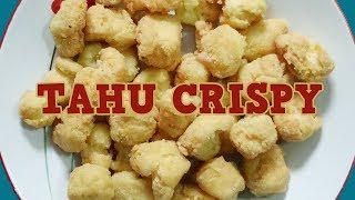 Resep Cara Membuat Tahu Crispy