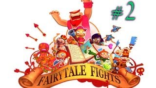 Fairytale Fights Let´s Play HD coop Capitulo 2