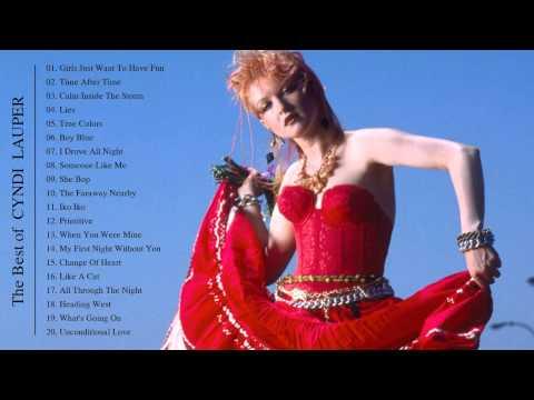 Cyndi Lauper : Greatest Hits - The Best Album of Cyndi Lauper