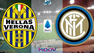 HELLAS VERONA vs INTER DE MILAN SERIEA FECHA 31 FUTBOL DE ITALIA RELATO EN VIVO RADIO