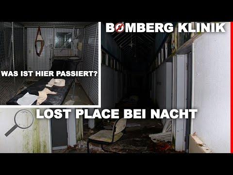 was-ist-hier-passiert?-►-bomberg-klinik-in-bad-pyrmont-lost-place│mgx