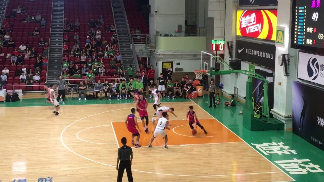 【香港籃球】甲一組聯賽 (男子) - 滿貫 70:64 南青 Game Highlight (20190524) - YouTube