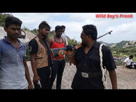 Gujarati comedy video  Sholay Short Film