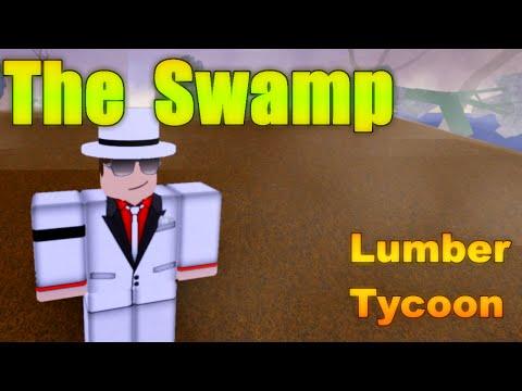 [ROBLOX: Lumber Tycoon 2] - Secret Swamp Location