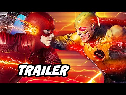 The Flash Season 6 Episode 15 Trailer - Reverse Flash vs Flash Scene Breakdown