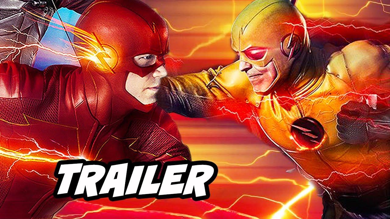 Download The Flash Season 6 Episode 15 Trailer - Reverse Flash vs Flash Scene Breakdown