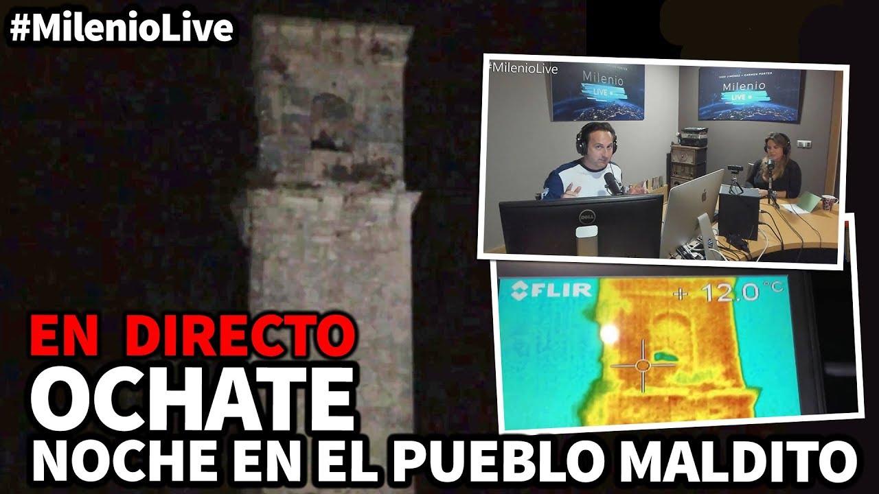 Ochate: Noche en el pueblo maldito | #MilenioLive | Programa ...