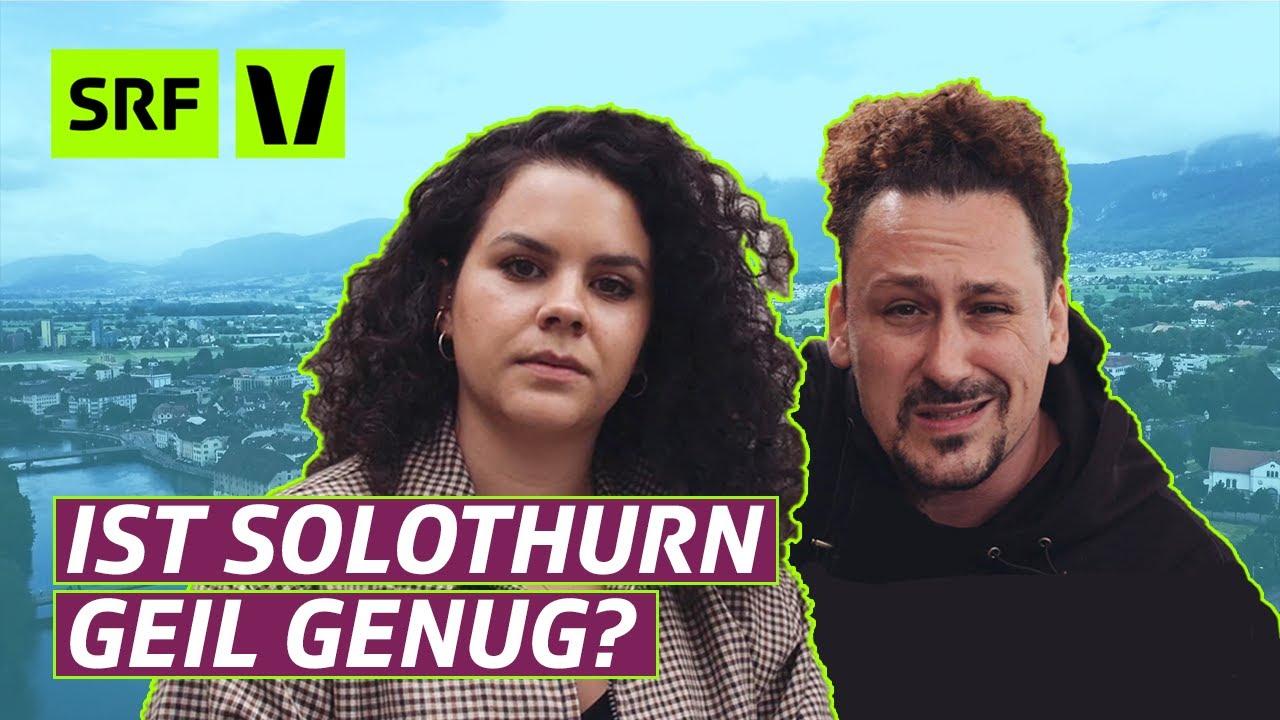 Ist SOLOTHURN die beste Stadt der Schweiz?   Mutterstadt 2.0   SRF Virus