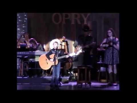 9 yr old Mason Ramsey at Kentucky Opry