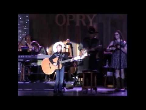 9 yr old Mason Ramsey at Kentucky Opry