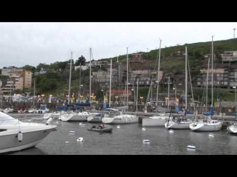 Ampliación del puerto de Piriápolis