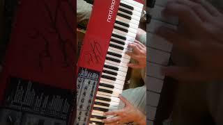 Marillion - Incommunicado - keyboard