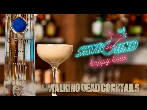 MARCH TO WAR: A Walking Dead Cocktail w/ Michael Traynor!