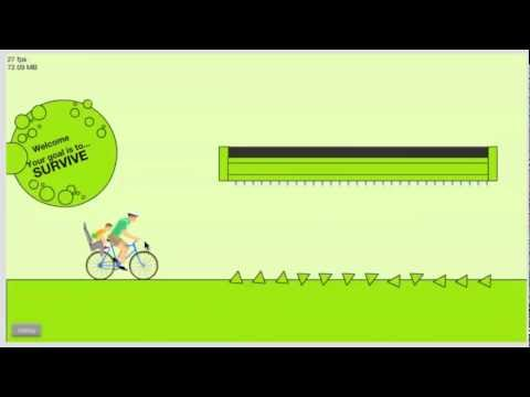 Tyler and Josh: Happy Wheels Adventure