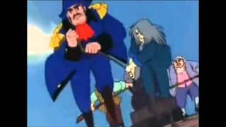 만화영화 보물섬 주제곡 (Old ver 1982)