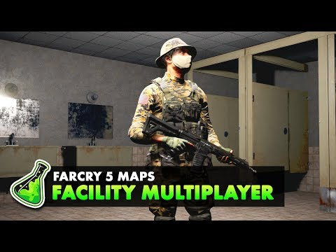 Far Cry 5  -  Multiplayer Goldeneye Facility