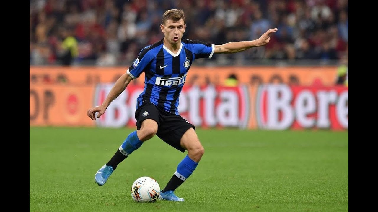 Nicolò Barella ○ 2019/20 ○ Great Defensive&Attacking Skills ○ Inter Debut ○  Part 2 - YouTube