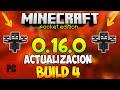 DESCARGA MINECRAFT PE 0.16.0 - BUILD 4 - WITHER DE 3 CABEZAS ?? ( El Faro)???.