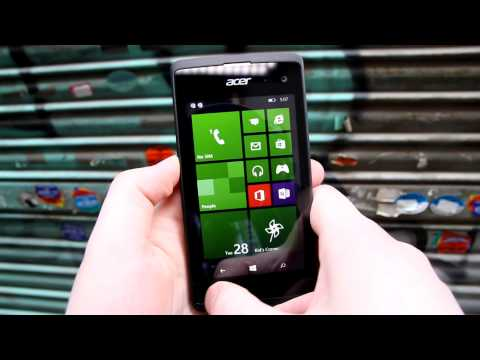Acer Liquid M220 Plus Kurztest: Windows Phone für nur 89 Euro angetestet