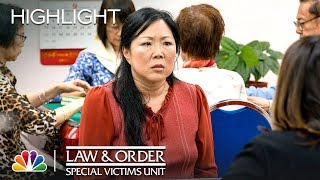 Benson Can Play That Game Too Mamasan - Law amp Order SVU Episode Highlight