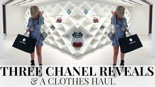THREE CHANEL REVEALS & A CLOTHES HAUL | IAM CHOUQUETTE