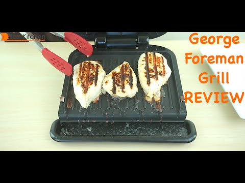 George Foreman Grill Review