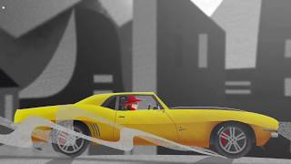 Animação 2D - FanArt - Carmen Sandiego (versão Netflix) - Animation