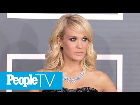 Carrie Underwood Reveals She Needed Over 40 Stitches In Her Face After November Fall | PeopleTV