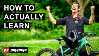 How To Actually Leąrn New Skills On Your Bike | How To Bike with Ben Cathro EP 1