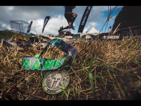 2019 Spartan Beast - Kualoa Ranch, Oahu, Hawaii (all Obstacles)