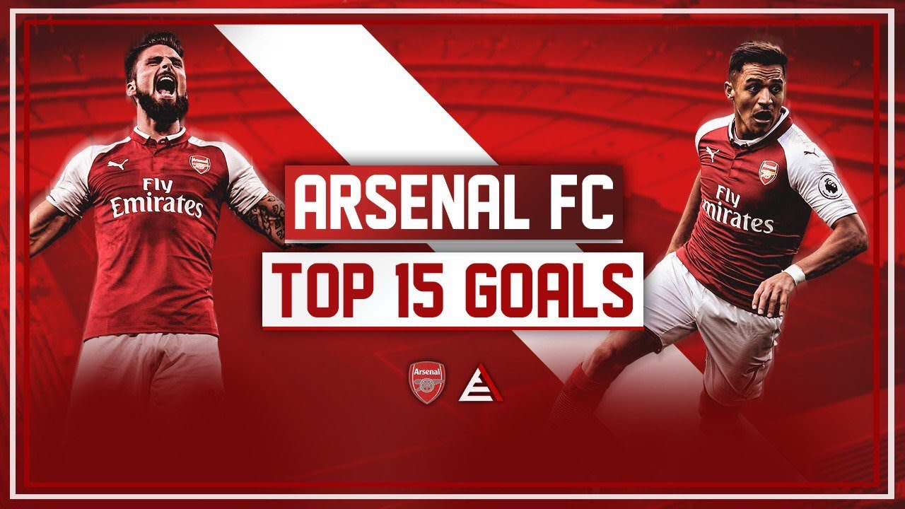 Arsenal Gallery: TOP 15 GOALS