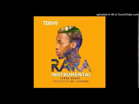 Tekno Rara Instrumental By Ace Producer AJ Of Afrobank Music