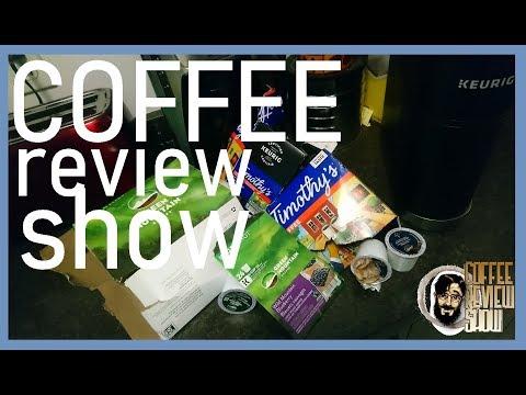 Coffee Review thing -  Surprise Keurig stuff