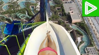 15 Craziest Water Slides You Won't Believe!