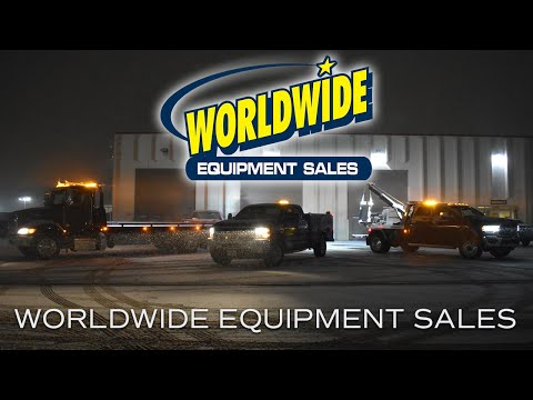 Worldwide Equipment Sales - Your #1 Towing And Transportation Solutions Company