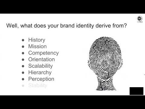 How to Develop a Brand Identity & Marketing Strategy | PreFocus Branding Webinar
